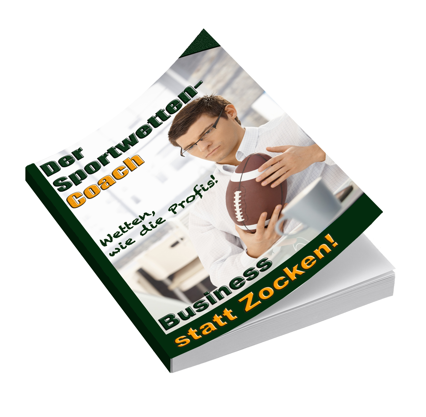 Der Sportwetten-Coach Cover